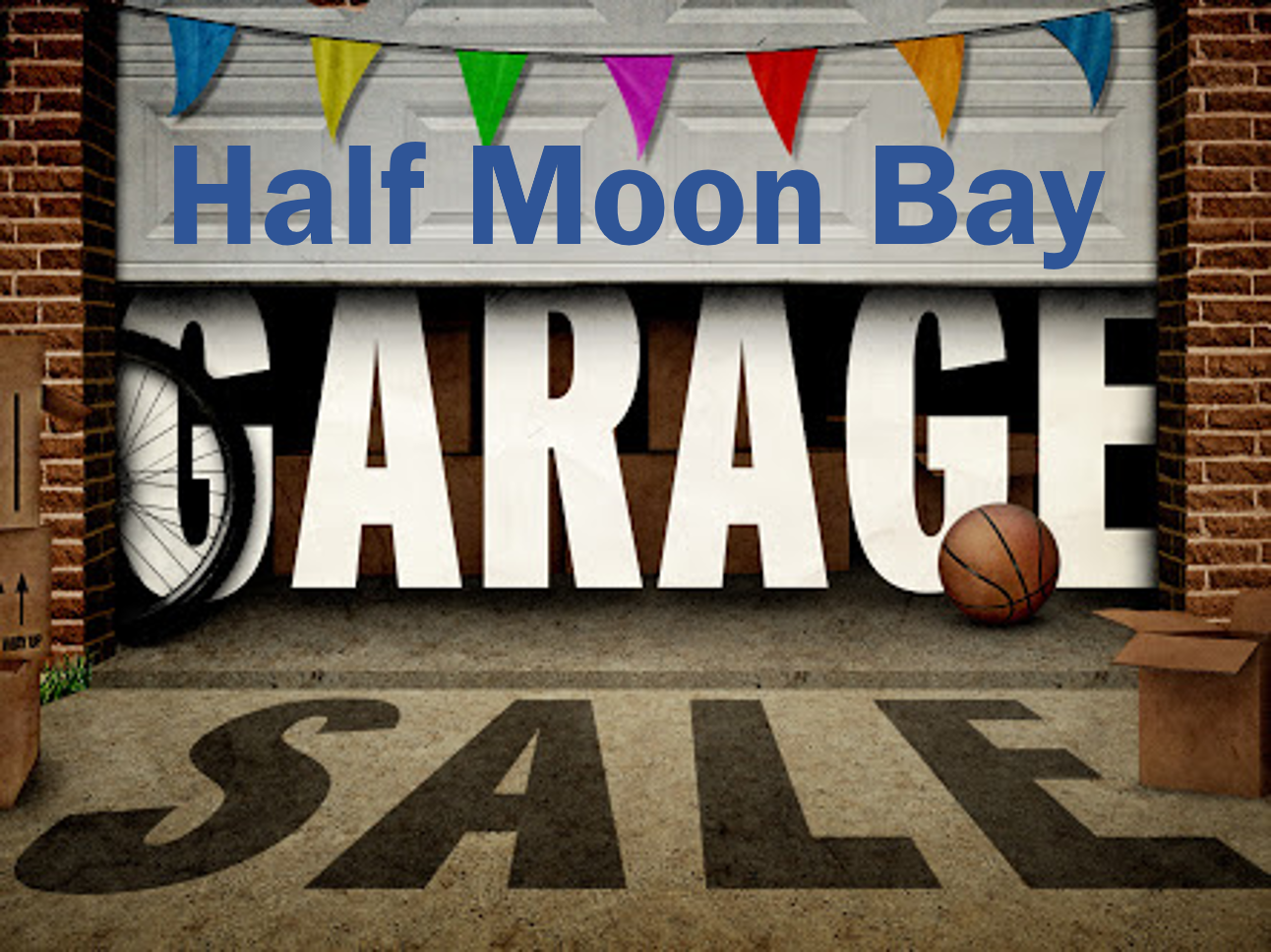 Half Moon Bay Community Garage Sale